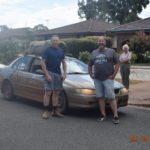 David Williams and Blair Dormer | Riverina Redneck Rally 2017