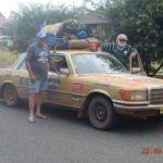 Martin Dunbar and Ian Wood | Riverina Redneck Rally 2017