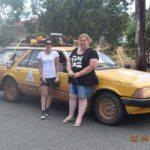 Tanya Slade and Christine Priest | Riverina Redneck Rally 2017