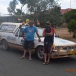 Andrew Neems and John Muscat | Riverina Redneck Rally 2017