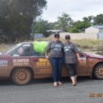 Tammy Gilbert and Cindy Eldridge | Riverina Redneck Rally 2017