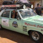 Marty Walsh, Nathan Dawes & Nick Kelly | Riverina Redneck Rally 2017
